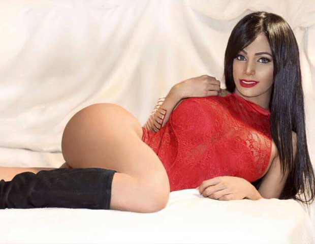 Travesti guapa y manejable en Bilbao